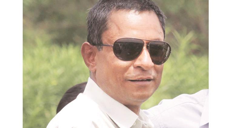 सतीश वर्मा एसआईटी के सदस्य थे( फोटो इंडियन एक्सप्रेस)