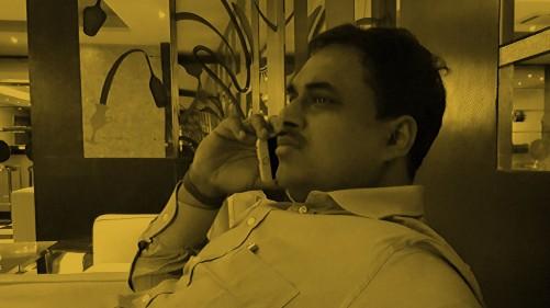 अनिल सिंह ( फेसबुक फोटो)