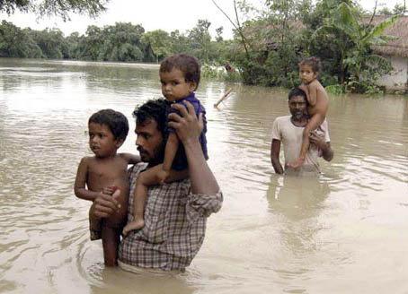 Flood-