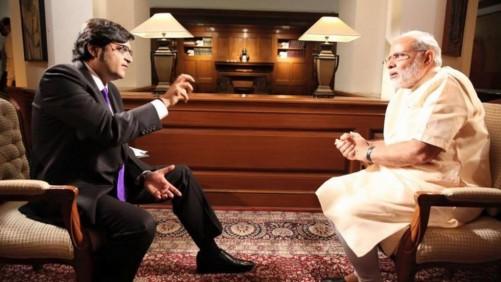 Modi-Arnab-Interview