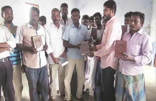 छह दलितों ने पहले ही इस्लाम कुबूल कर लिया है( फोटो जनसत्ता)