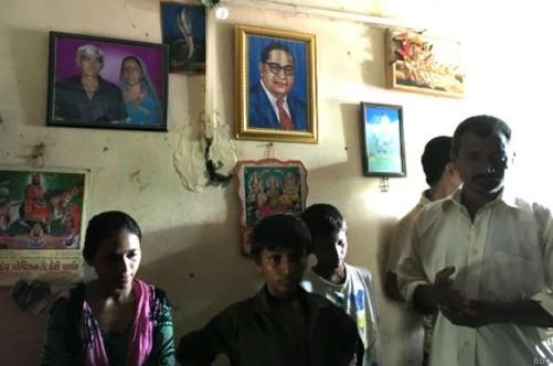 गुजरात के दलित, फोटो बीबीसी