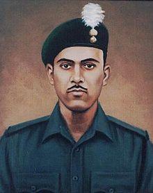 शहीद अब्दुल हमीद पाकिस्तानी टैंकों को ध्वस्त कर हुए थे शहीद
