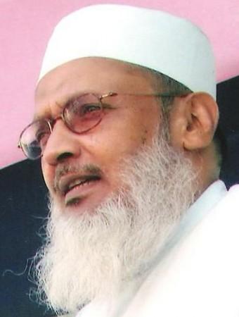 मुस्लिम पर्सनल ला बोर्ड के महासचिव वली रहमानी
