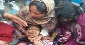 वैशाली में हुई छात्रा की मौत( फोटो न्यूज18)