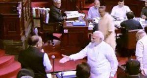 नरेंद्र मोदी, अरुण जेटली, संसद