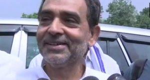 Upendra Kushwaha, Kheer politics