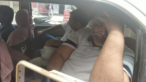 Pappu yadav attacked