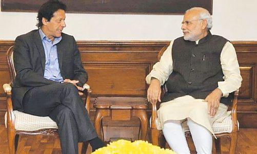 narendra modi and imran khan