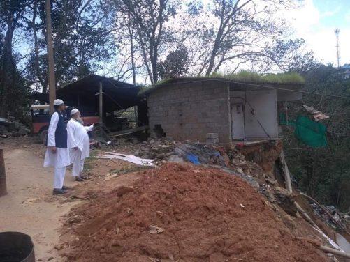 Kerala Flood, Imarat Shariah