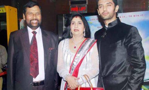 पासवान ने रीना से दूसरी शादी 1983 रचाई थी