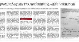 The Hindu Rafale Deal