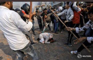 Delhi-violance