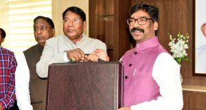 Jharkhand Budget Hemat Soren