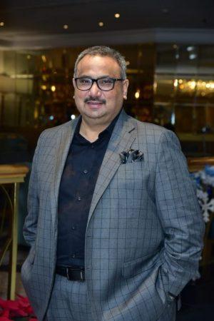 Khurshid Ahma, Chairman Advantage Group