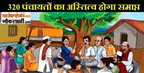 बिहार में पंचायत चुनाव (Bihar Gram Panchayat Election 2020) लड़ने की तैयारी लाखों प्रत्याशी कर रहे हैं. लेकिन इसबार 320 या उससे ज्यादा पंचायतों का अस्तित्व खत्म होने वाला है.