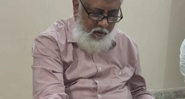 Dr Fakhruddin Mohammad