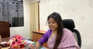 Nisha oraon, Agriculture director
